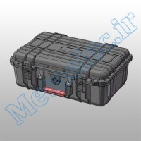 46-1455 / Plastic Equipment Case