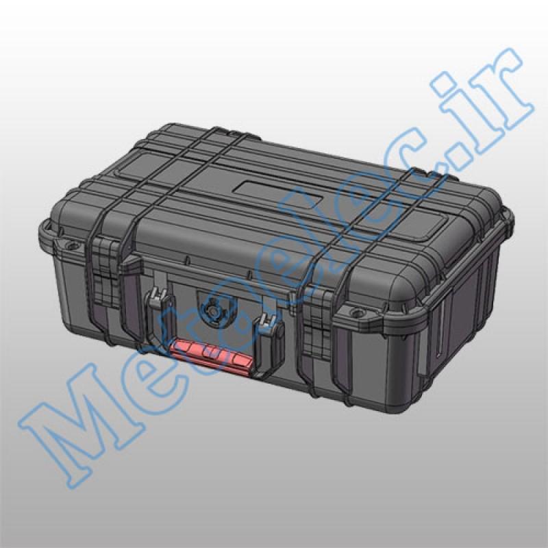 46-1455 / Plastic Equipment Case