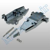 قاب (کاور) کانکتور DB9 فلزی کیفیت بالا