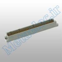 PCN10-128P-2.54DSA(72) / کانکتور DIN 4*32 صاف نری DIN 41612 Connectors