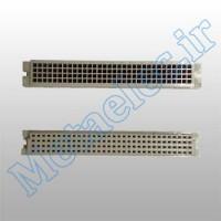 PCN10-128S-2.54C  / کانکتور DIN 4*32 بدون پین DIN 41612 Connectors