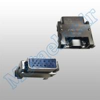 J14D-15TK / J14 D-Subminiature SKT 15 POS Solder Pot ST 15 Terminal