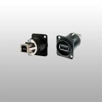 NAUSB-W-B /USB Panel