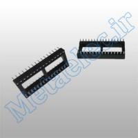 سوکت 32 پایه ساده / socket-32p-com