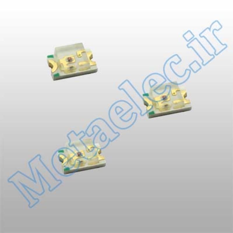 599-0210-007F /Standard LEDs - SMD