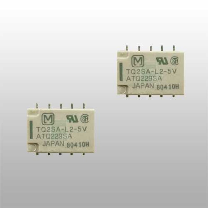 TQ2SA-L2-5V / Low Signal Relays - PCB