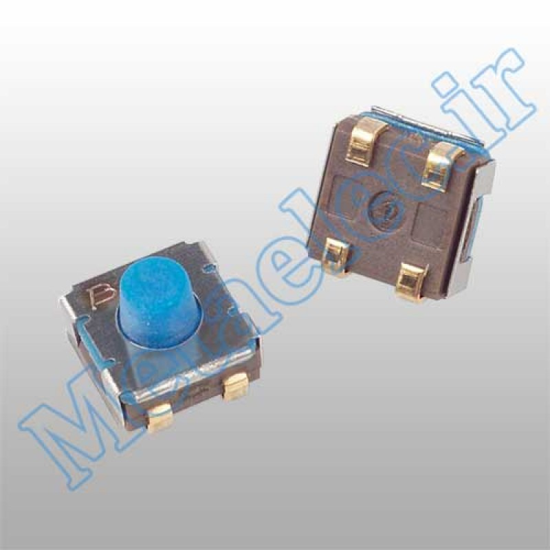 7914J-1-000E /Tactile Switches 4mm KEY SWITCH SMD J-Hook