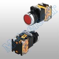 پوش باتن / شاسی فشاری تابلویی ریستی Reset قطر LA38-11BN 22mm